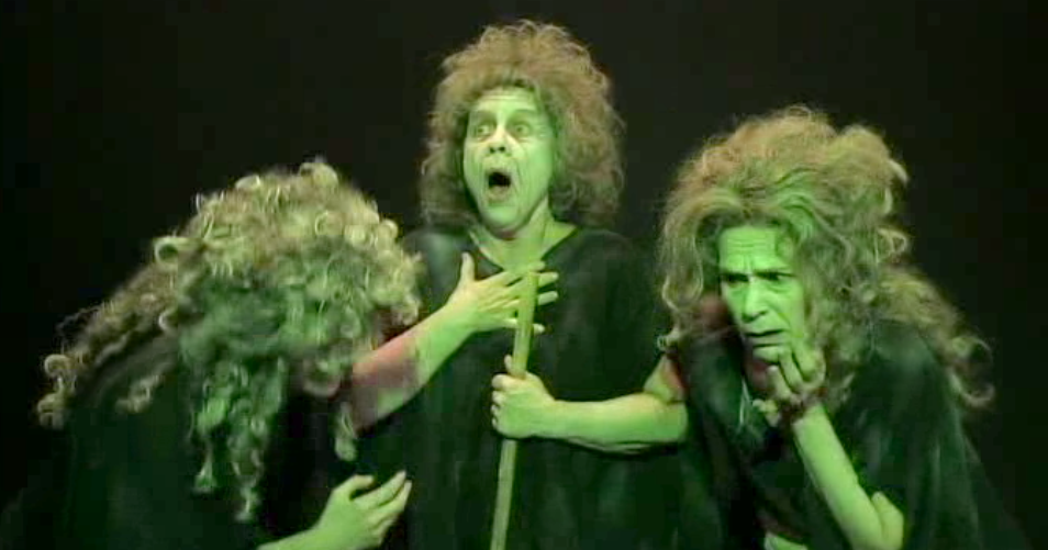 the role the witches play in shakespeares play macbeth