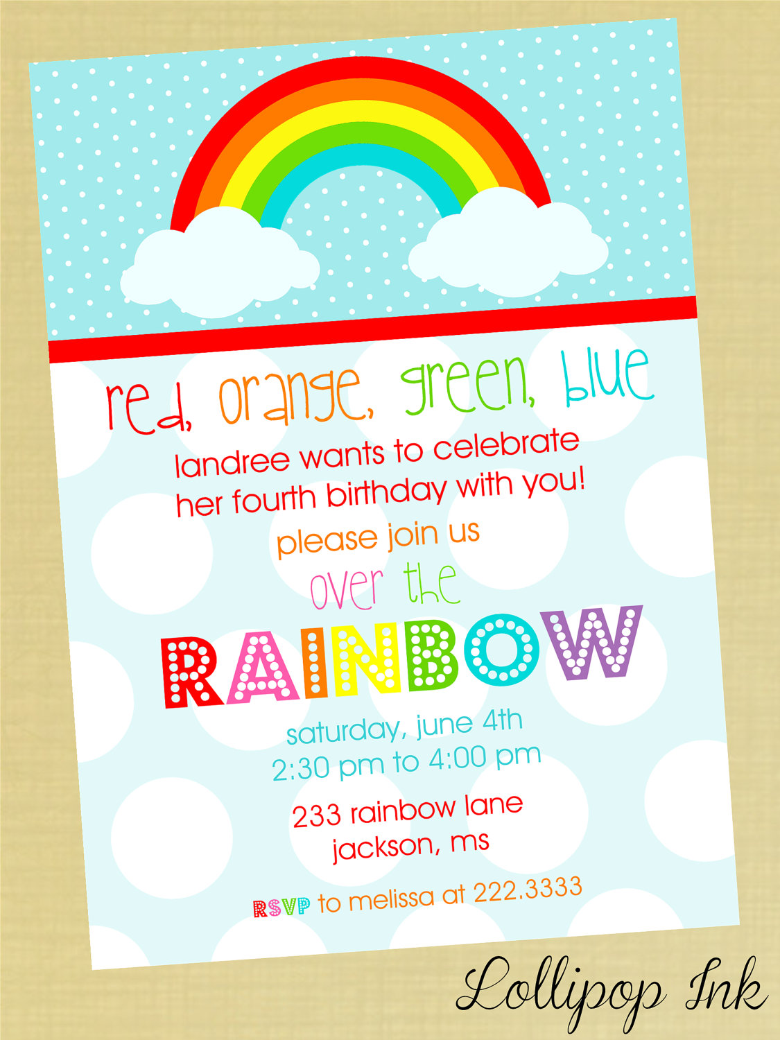Rainbow Birthday Quotes Quotesgram