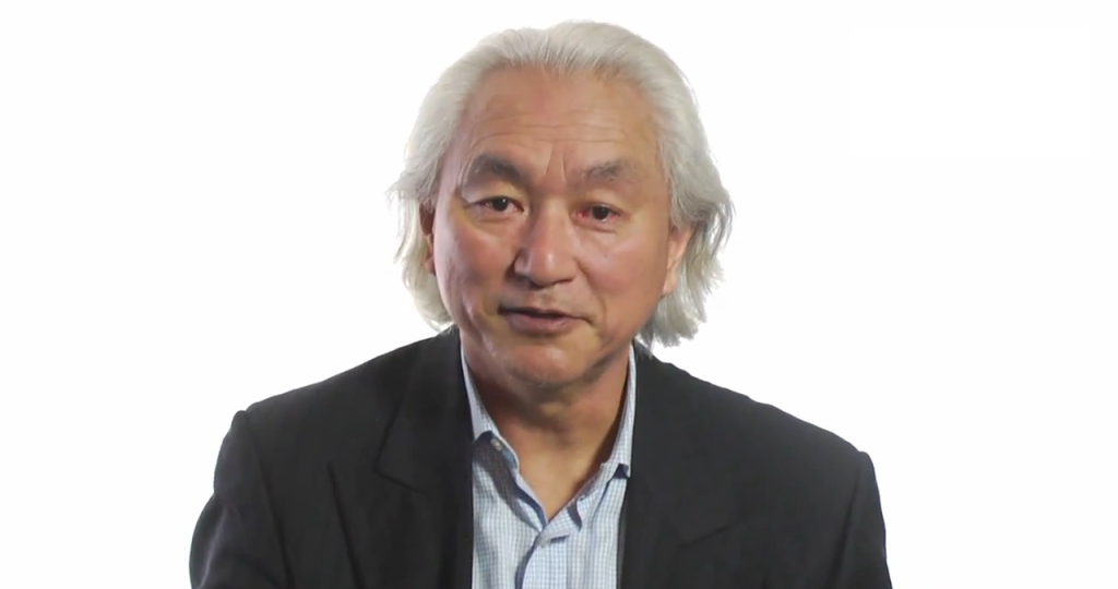 biography of michio kaku Michio kaku is a well known and popular figure on radio and television he is a regular face on television channels like discovery, bbc, abc, science channel and history channel appearing regularly in different science-related programs.