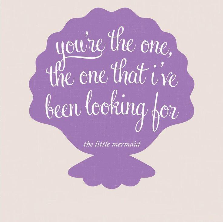 Cute Disney Quotes About Love: Cute Mermaid Quotes. QuotesGram