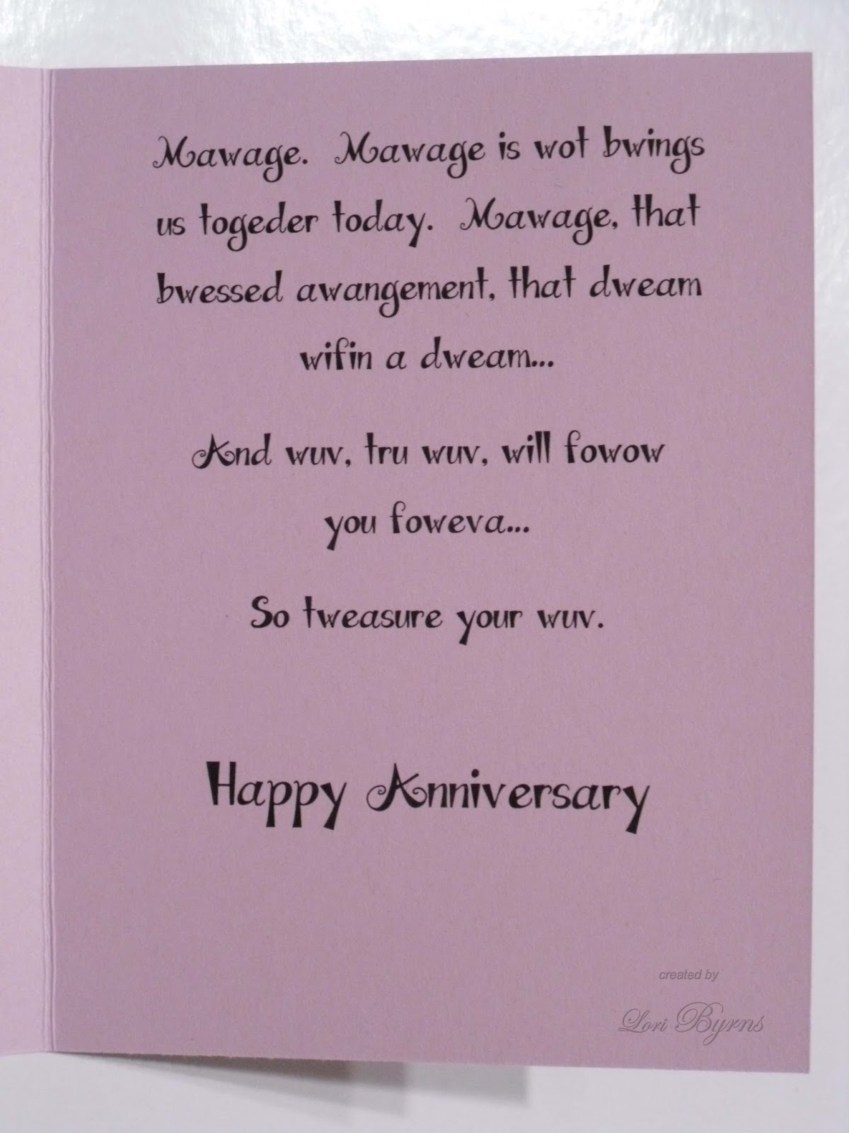 25th Wedding Anniversary Gift Ideas For Sister : 25th Wedding Anniversary Cards For Sister And Brother In LawWedding ...