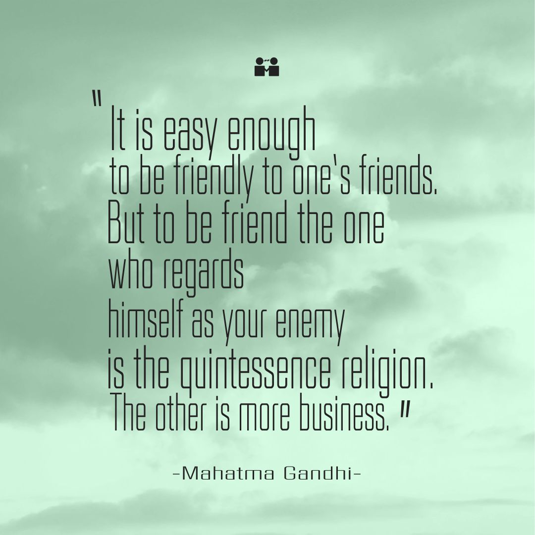 Aboutfriendshep: Gandhi Quotes About Friendship. QuotesGram