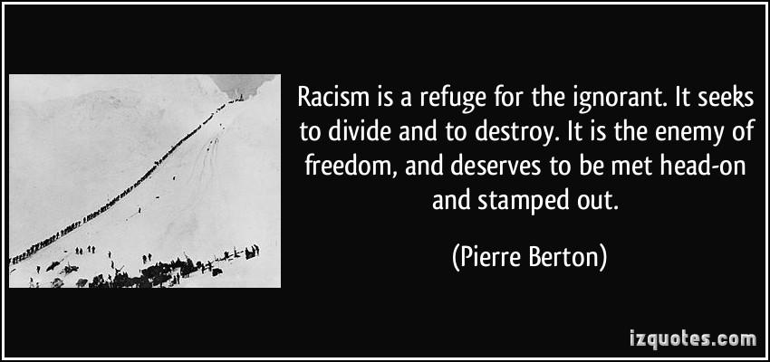 Racism Human Nature