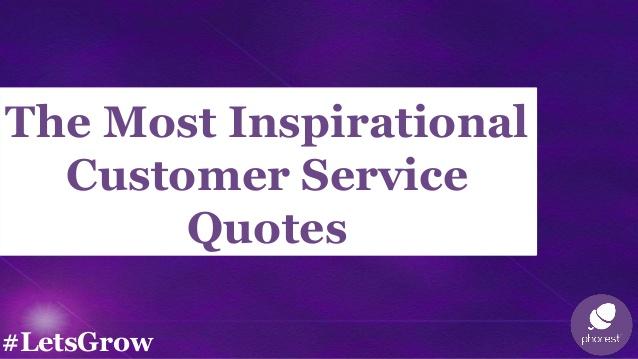 Inspirational Customer Service Quote Humor: Customer Service Inspirational Quotes. QuotesGram