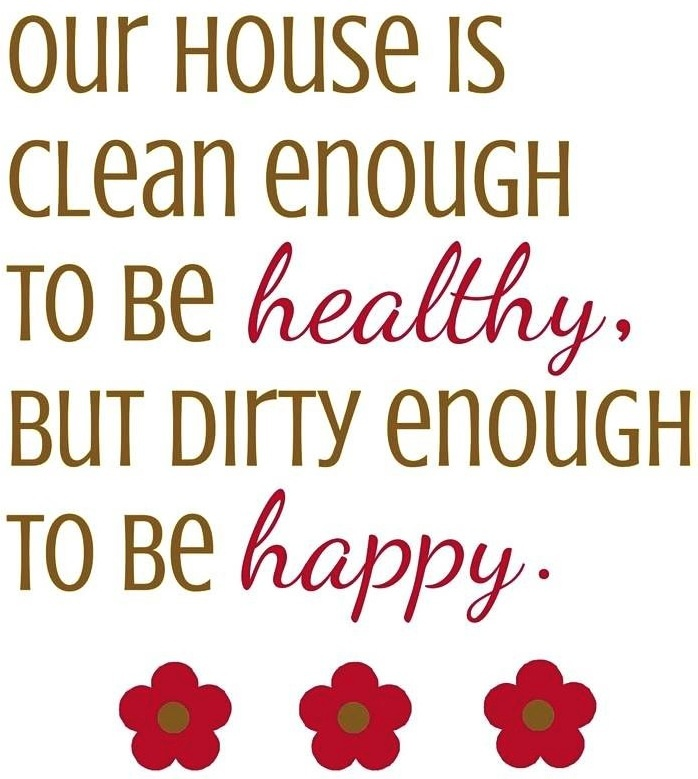 Messy Kitchen Quotes: Messy House Quotes. QuotesGram