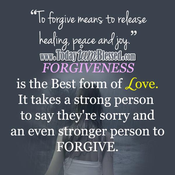 What is a Story?: Revenge vs. Forgiveness