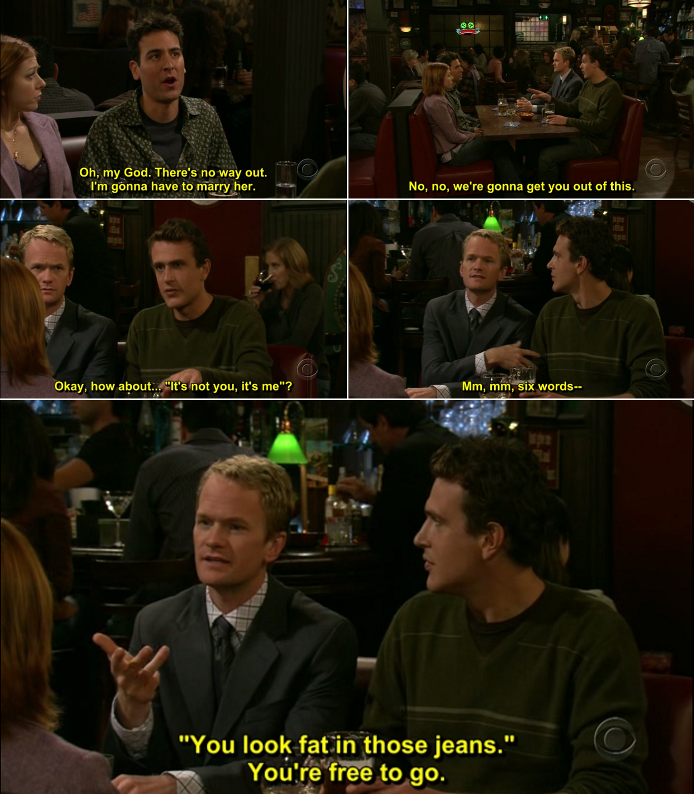 How mother met quotes i your Marshall Quotes