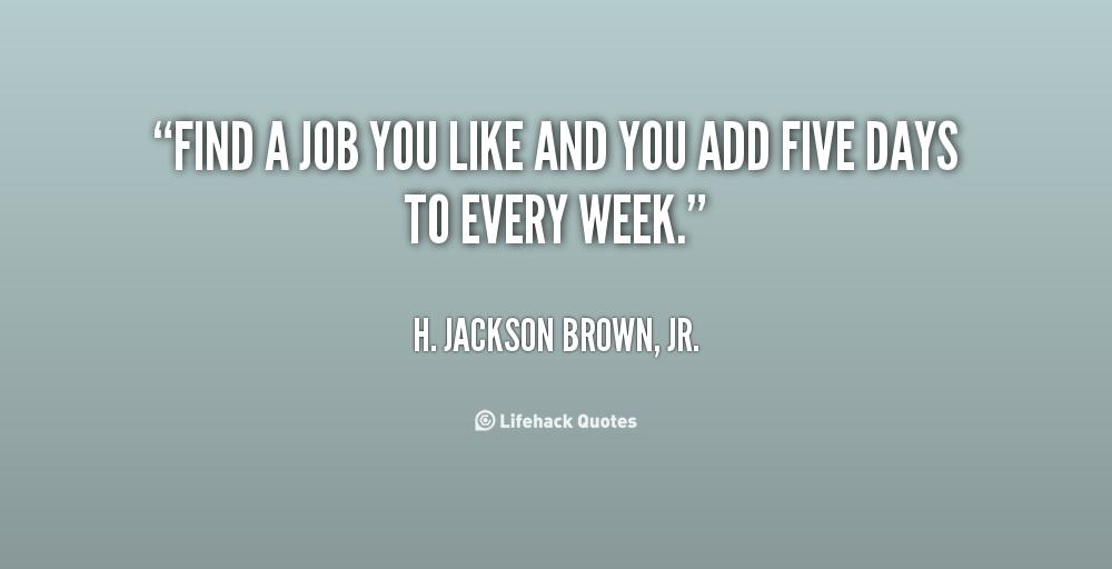 Job Search Quotes. QuotesGram