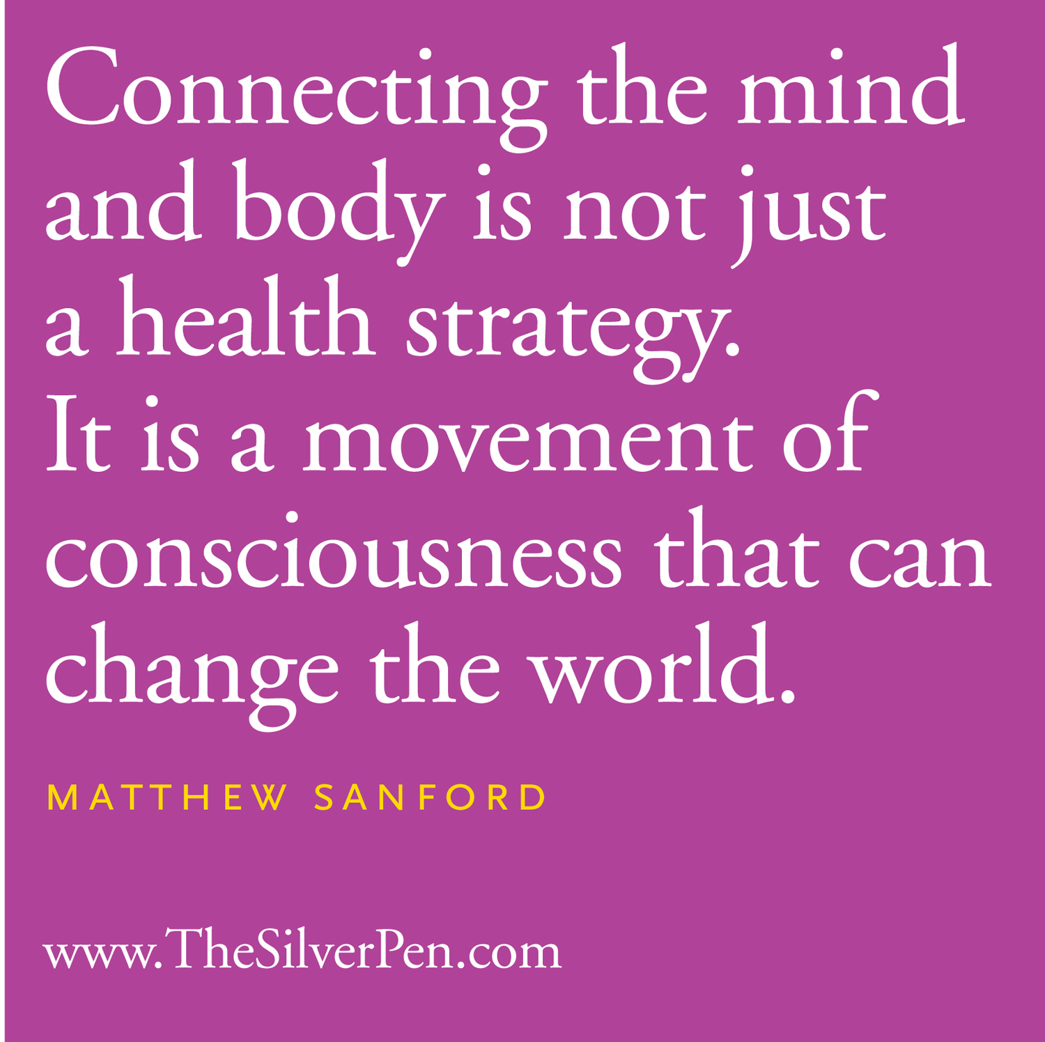 Body Present Mind Absent Quotes: Mind Body Connection And Quotes. QuotesGram