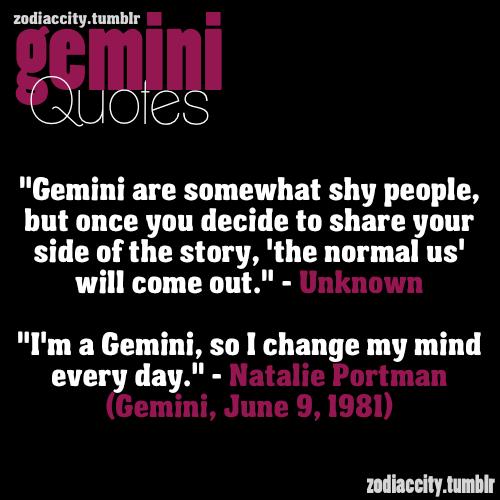 gemini personality love - photo #7
