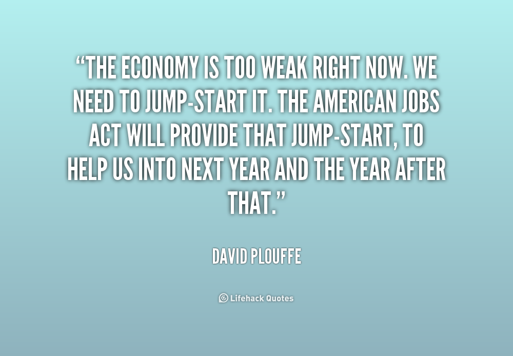 Quotes About The Economy: The American Economy On Quotes. QuotesGram