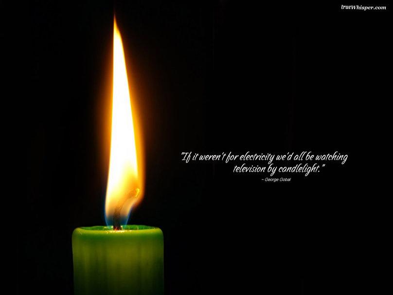 cute candle quotes quotesgram