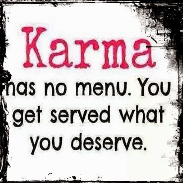 Quotes About Stealing And Karma - 95.4KB