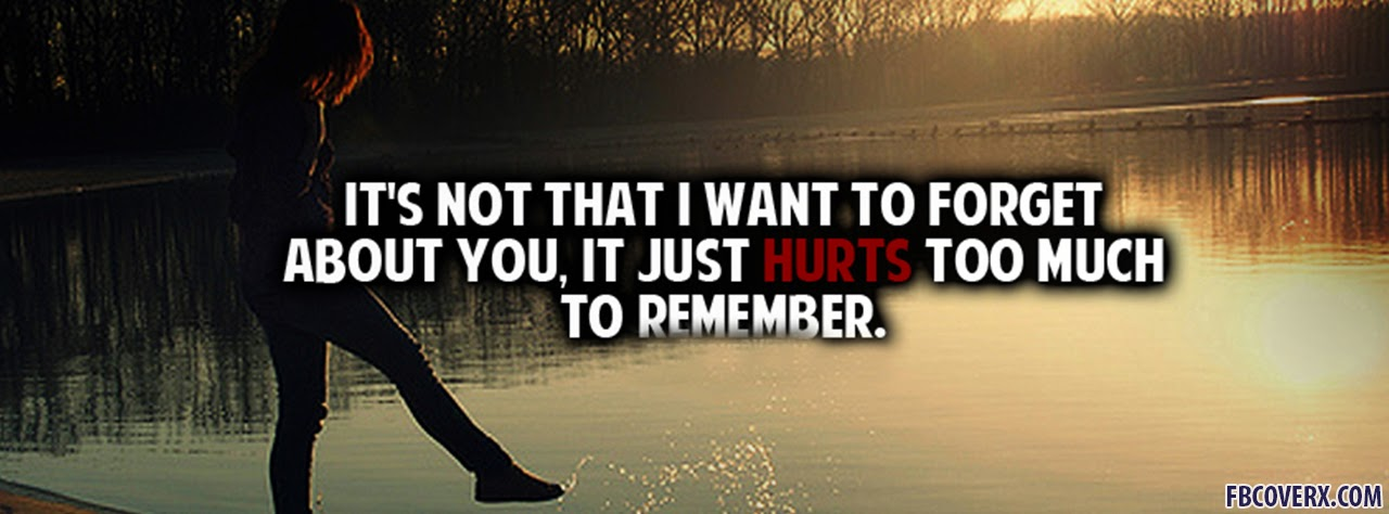 When love hurts too much