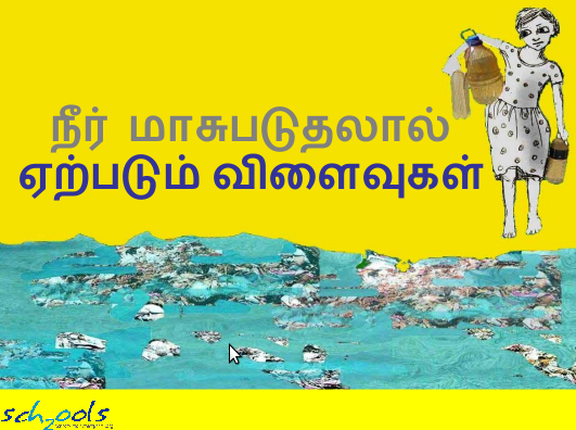 water pollution tamil Water pollution and chronic kidney disease in sri lanka, to prevent the chronic kidney disease of multi-factorial origin (ckd-mfo) affecting the north central province (ncp rajarata), it is.
