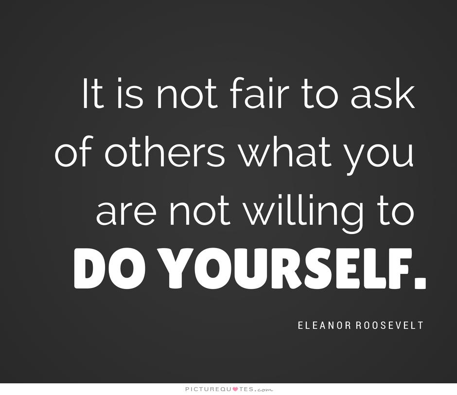 Quotes And Sayings: Fairness Quotes And Sayings. QuotesGram