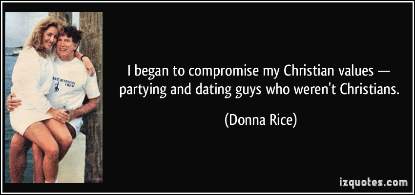 Christian dating values