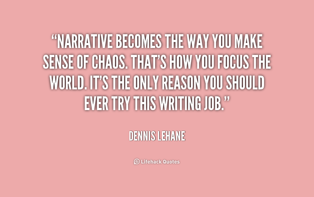 narratives construct a way of thinking Thinking about disability identity  we decided to examine some published narratives written  personal affirmation of disability is a way to feel included in.