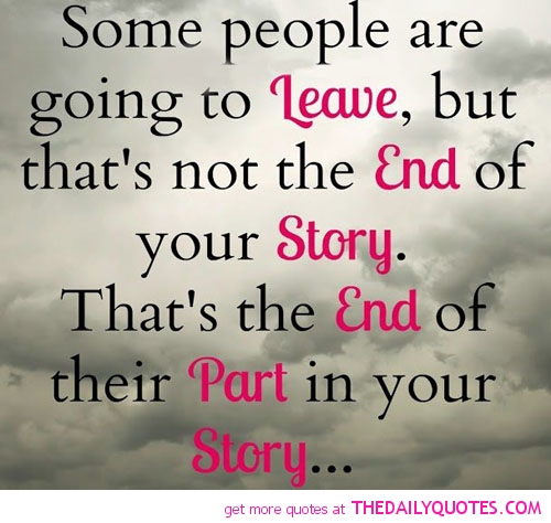Quotes About Life Story Quotesgram