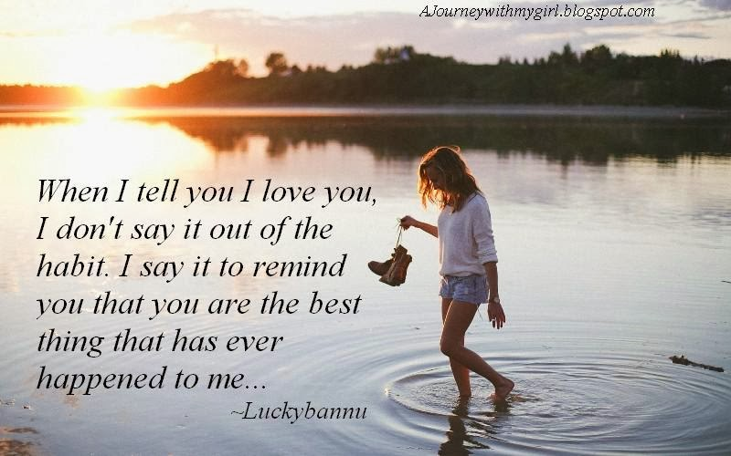 the best love quotes to tell a girl quotesgram