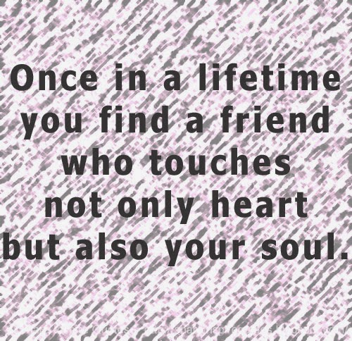 Soul Love And Friendship Quotes