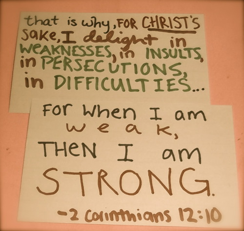 Bible Quotes On Strength And Faith. QuotesGram