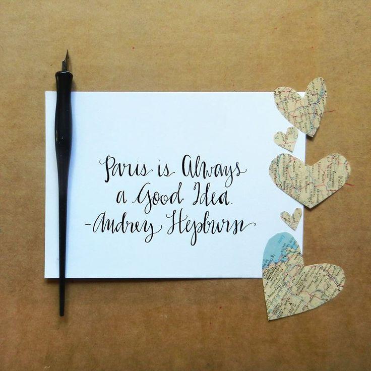 Modern calligraphy quotes quotesgram Fountain pen calligraphy tutorial