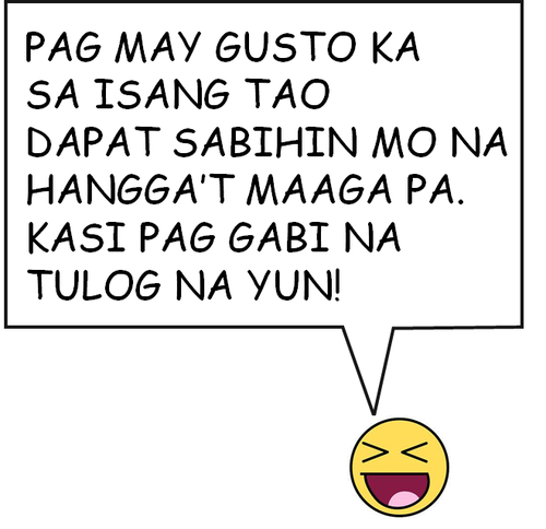 Comedy Quotes Tagalog Version: Quotes About Single Tagalog. QuotesGram