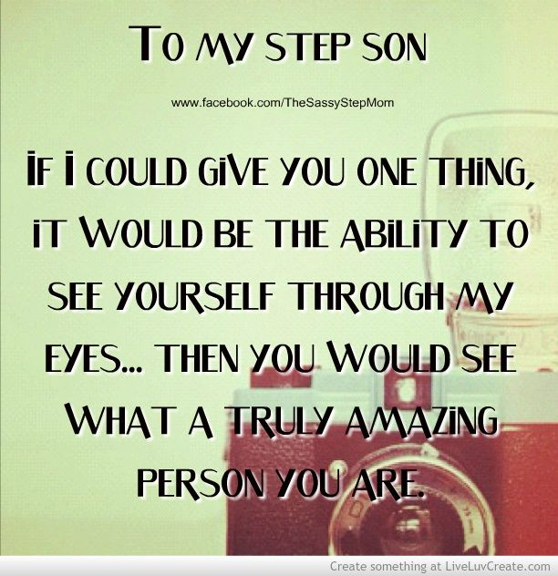 Good Mom Quotes: Great Step Mom Quotes. QuotesGram