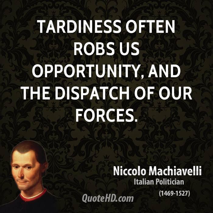 Quotes On War: Machiavelli Quotes On War. QuotesGram