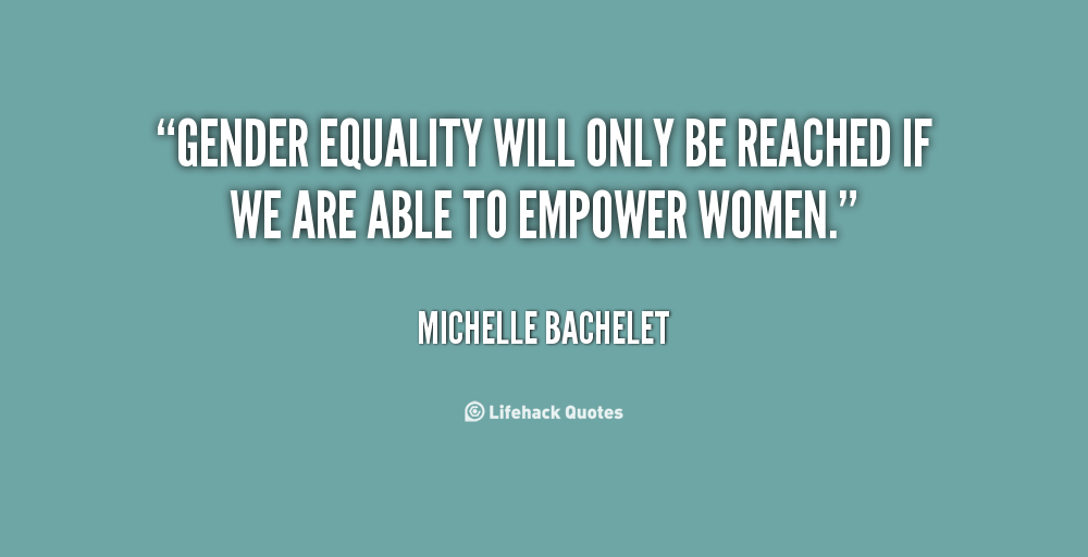 gender discrimination quotes - photo #1