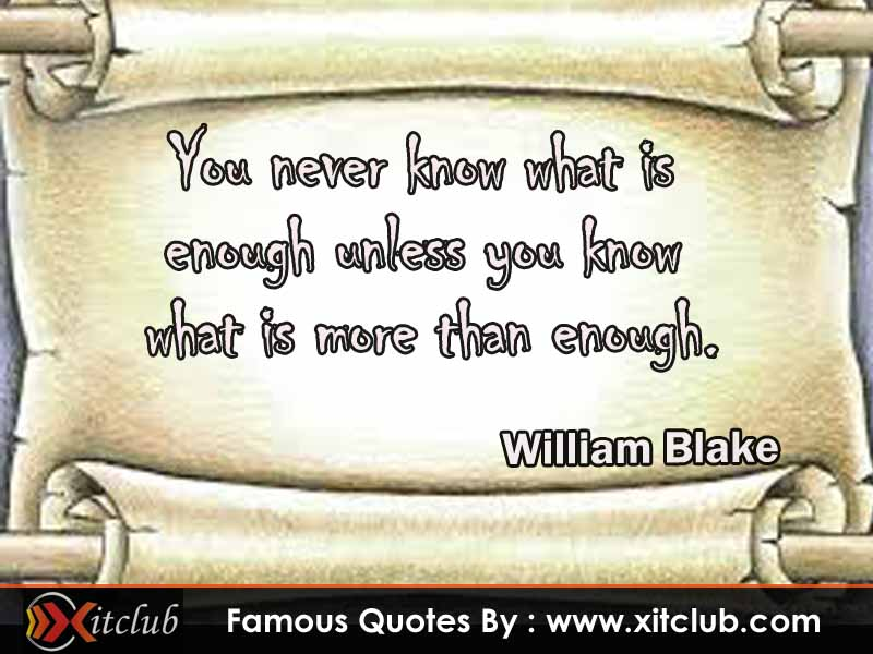 William Blake Famous Quotes. QuotesGram
