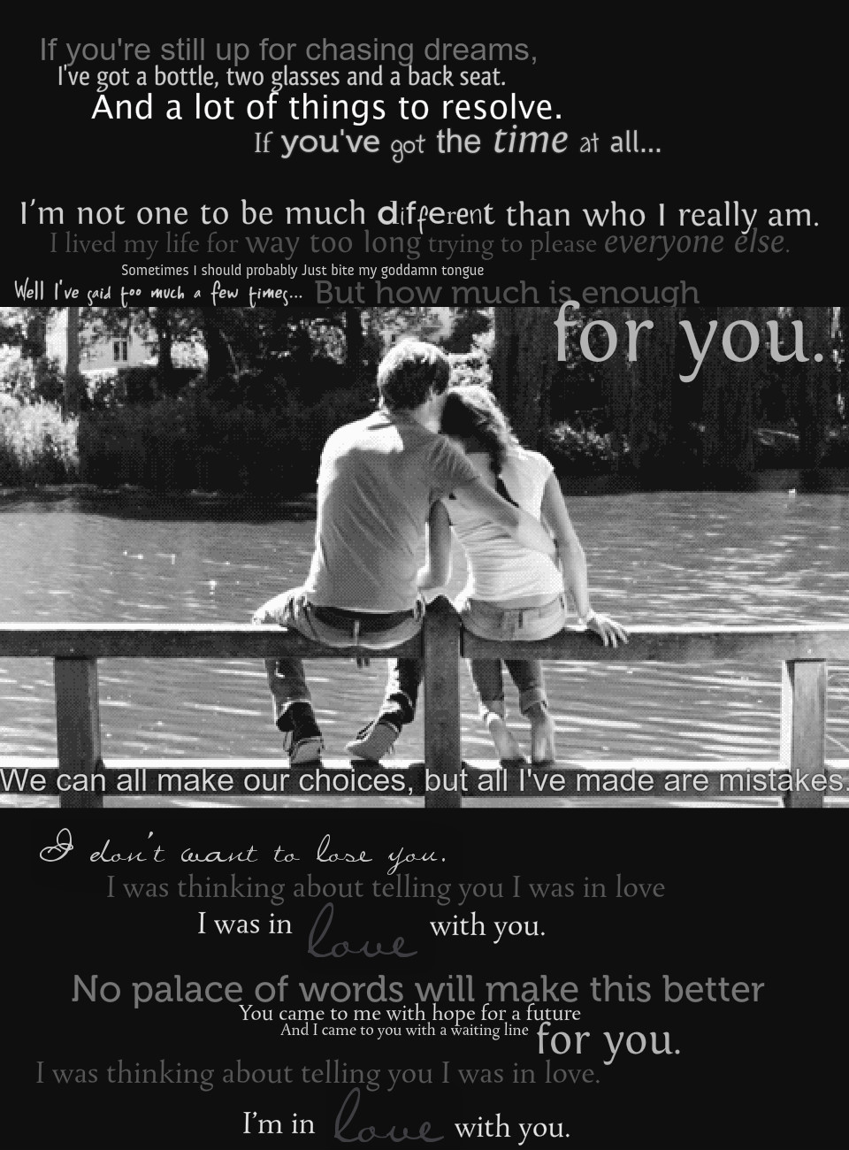 Wanna Be With You Quotes: I Dont Want To Lose You Quotes And Sayings. QuotesGram