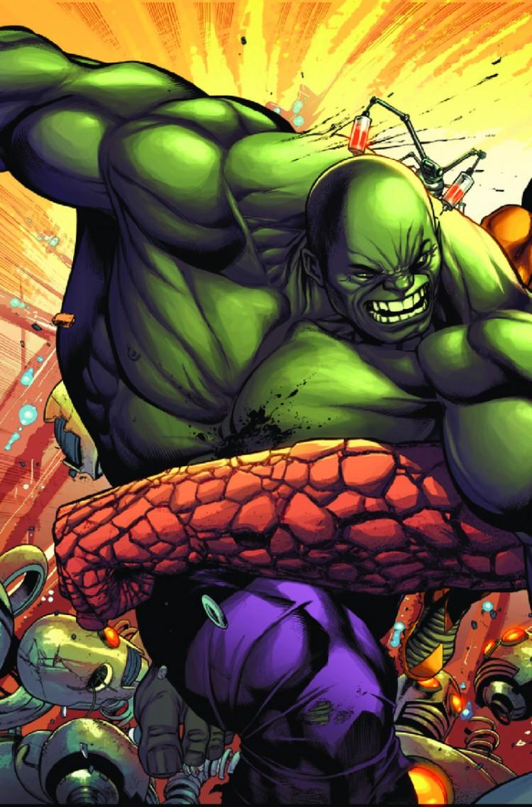 Incredible Hulk Quotes...