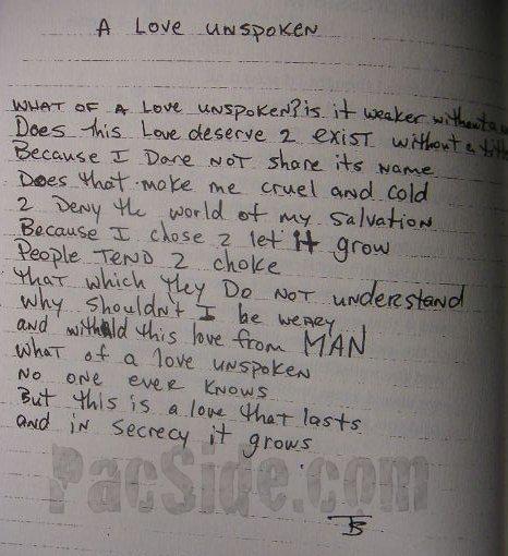 Tupac Love Quotes Poems. QuotesGram