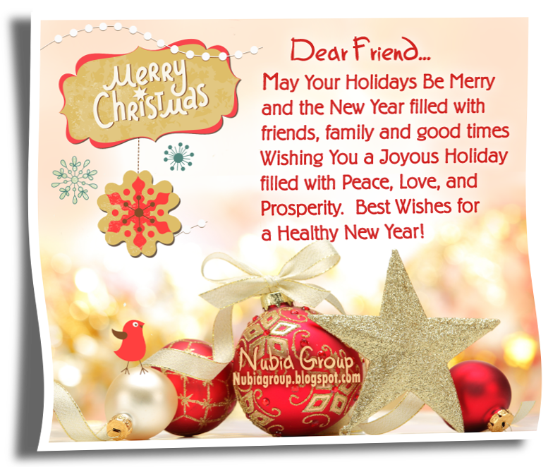 Christmas Quotes For Friends. QuotesGram