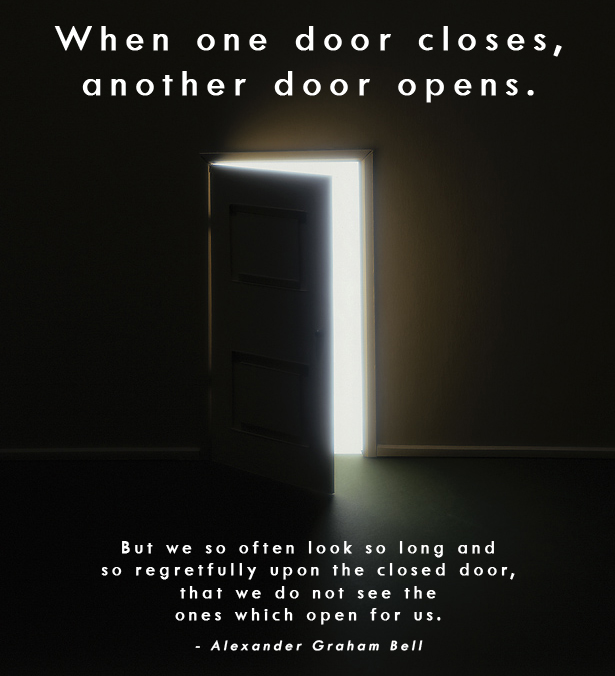 Quote When One Door Closes Another Opens: Another Door Opens Quotes. QuotesGram