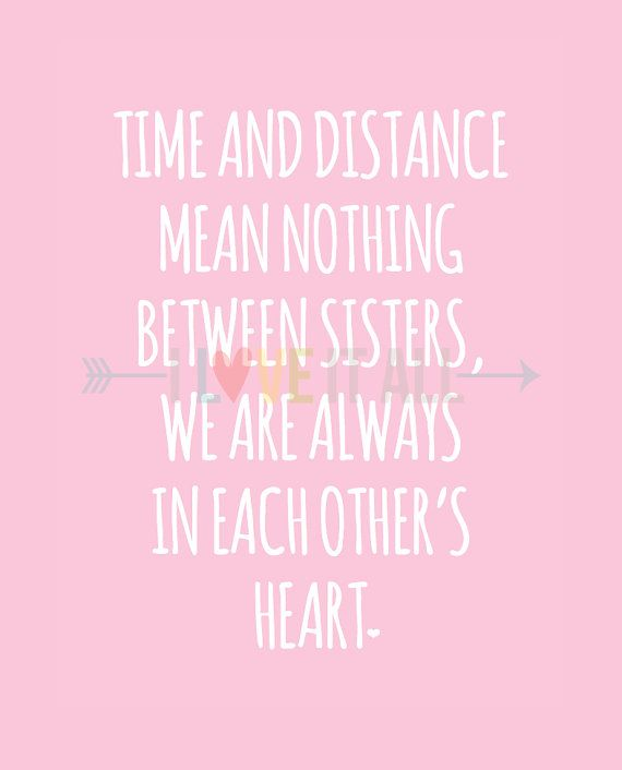 Love Each Other When Two Souls: Sister Time Quotes. QuotesGram