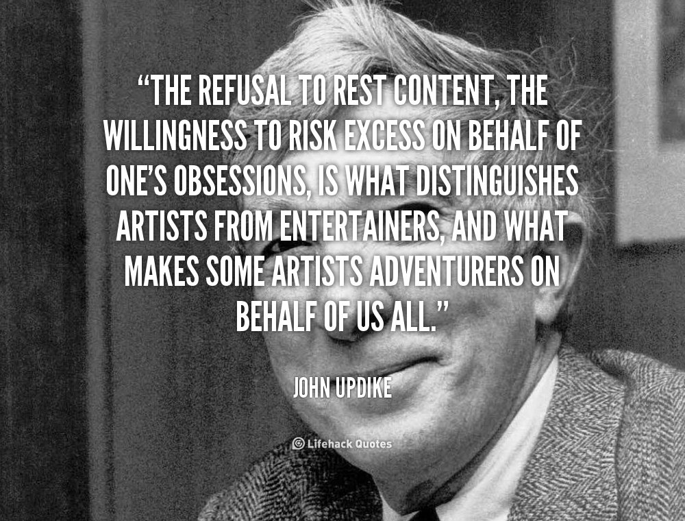 John Money Quotes Quotesgram: John Updike Quotes. QuotesGram