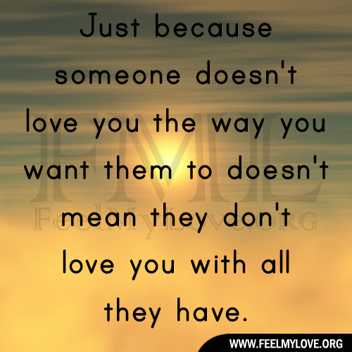 I Love You Quotes: He Doesnt Love You Quotes. QuotesGram