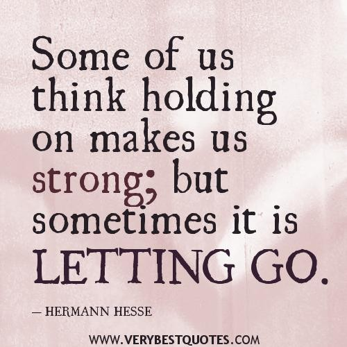 inspirational quotes about holding on quotesgram