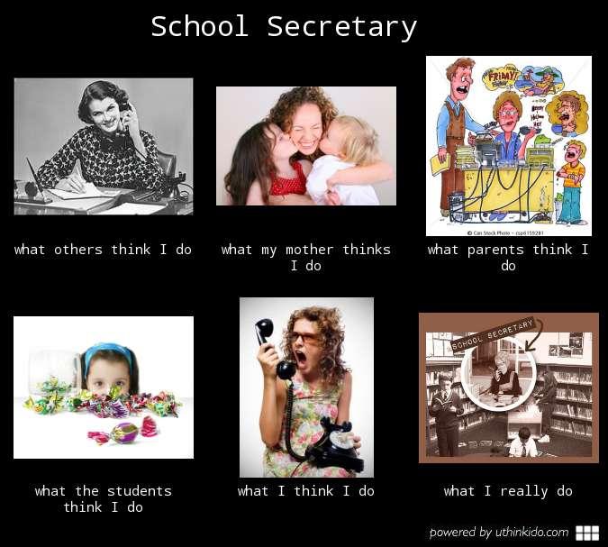 Secretary Quotes: Elementary School Secretary Quotes. QuotesGram