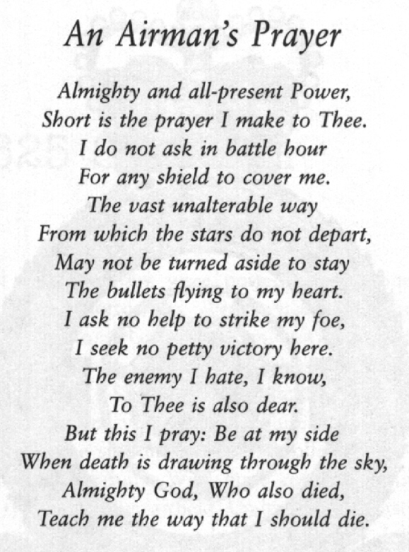 Poems And Quotes Air Force Quotesgram