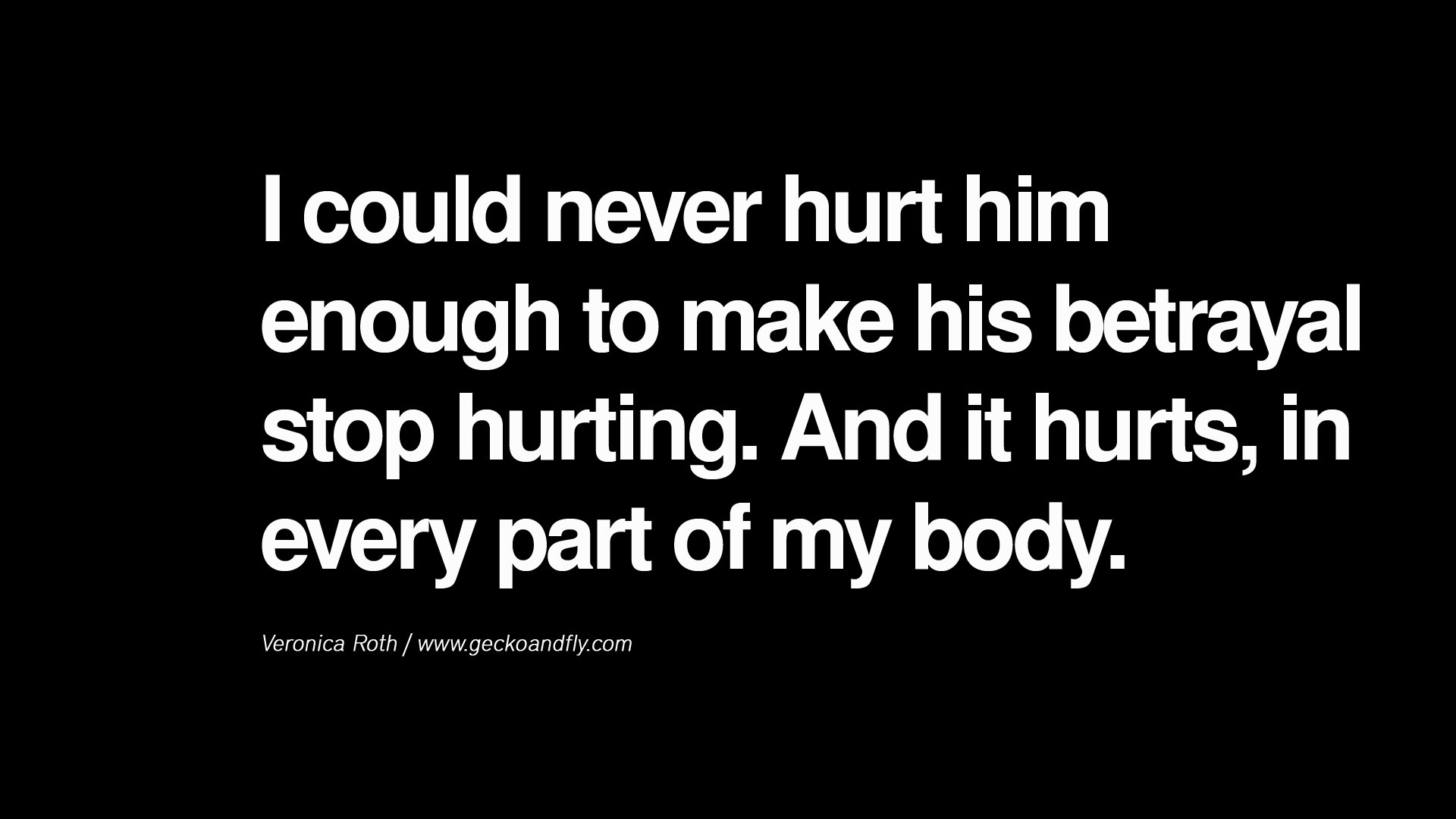 Quotes On Betrayal By Boyfriend