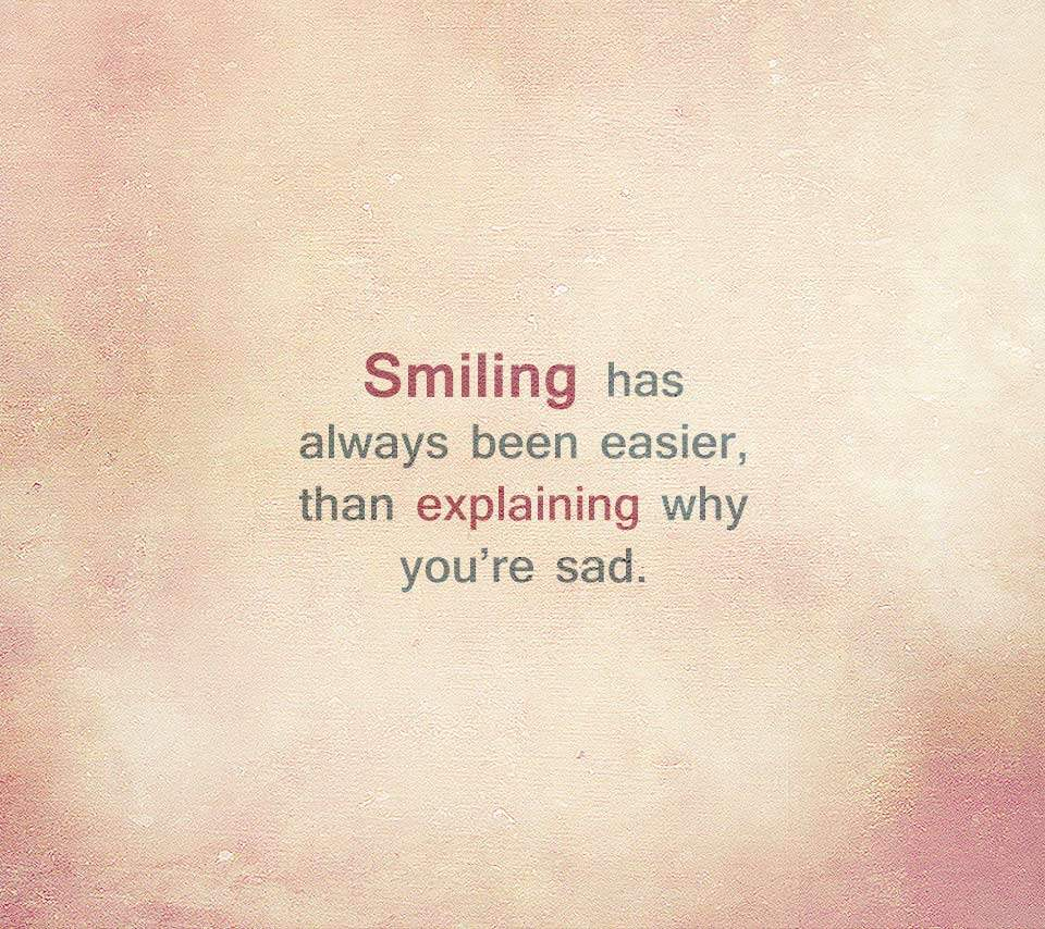 Quote Everyone Should Smile: Quotes About Always Smiling. QuotesGram