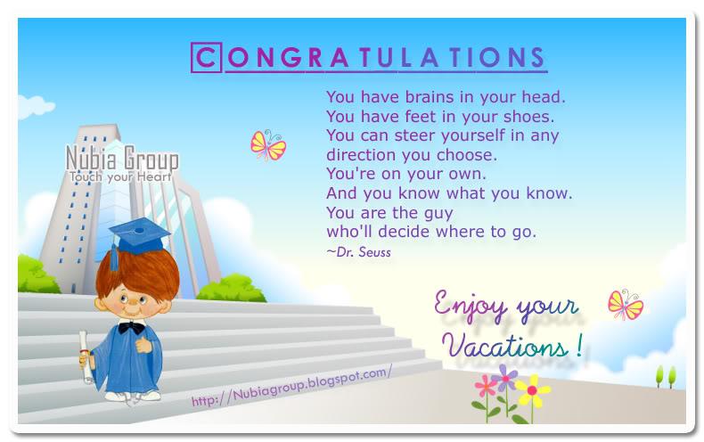 Congratulations Success Quotes Quotesgram