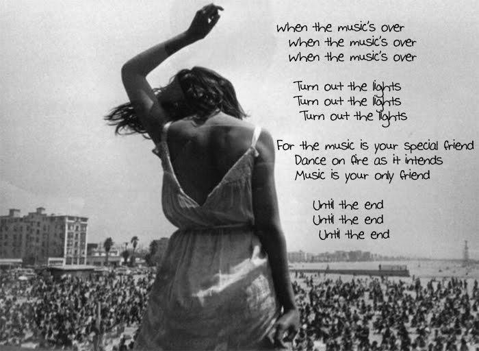 The Doors Lyric Quotes Quotesgram
