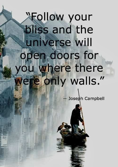 Blissful Good Morning Quotes: Blissful Life Quotes. QuotesGram