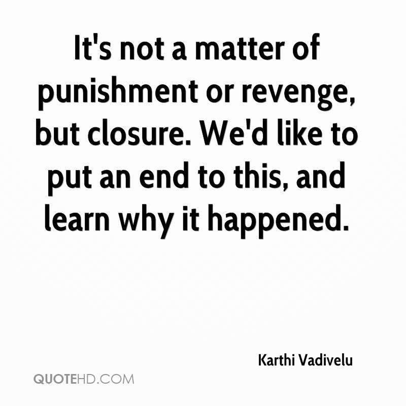 Bible Quotes Revenge: Ending Of Revenge Quotes. QuotesGram