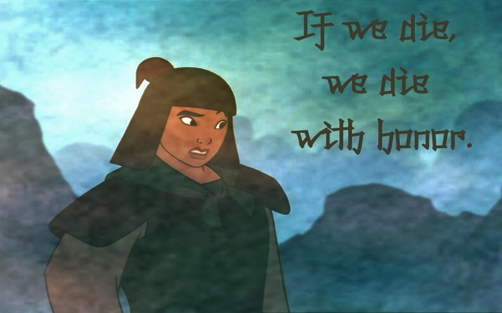 Mulan Quotes Backgrounds Quotesgram